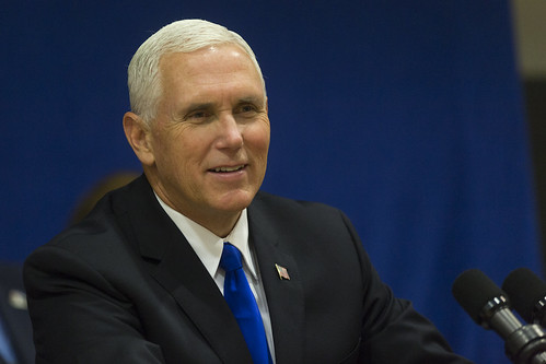 From flickr.com: Vice President Mike Pence {MID-296662}