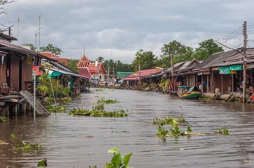 marché flottant amphawa - thailande 39