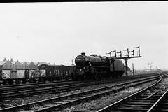 45263 (Gricerman) Tags: burton black5 black5class 460 45263 steam steambr steammidland midland midlandsteam midlandsteambr br britishrailways brsteam brmidland lms