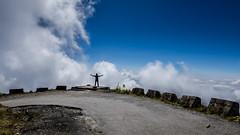 Top of the world (tuhindas1989) Tags: travel travelphotography nikon cloud cloudscape landscpae mountain inthemountain