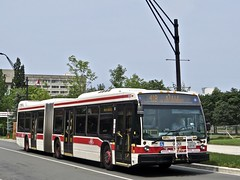 Toronto Transit Commission 9139 (YT | transport photography) Tags: ttc toronto transit commission nova bus lfs artic articulated