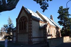 DSC_7512 rear of All Saints' Anglican Church, 34 Holden Street, Hindmarsh, South Australia (johnjennings995) Tags: australia anglican allsaintsanglican southaustralia church heritage hindmarsh