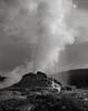 Castle Geyser, Yellowstone National Park (austin granger) Tags: castlegeyser yellowstone yellowstonenationalpark eruption discharge steam conegeyser geology pressurized event time sintercone film gf670