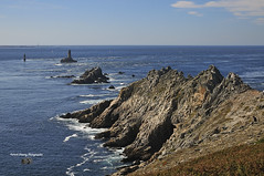 Finistère Bretagne ( photopade (Nikonist)) Tags: pointeduraz finistère bretagne paysage nature eau nikond300 nikon affinityphoto afsdxvrzoomnikkor1685mmf3556ged mer