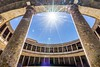 Heaven eye (chenjieyu) Tags: granada andalucía 西班牙 es palace alhambra moorish architecture history spain sun sky