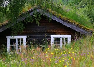 Lislestog - Open air museum in Norway