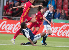 47270596 (roel.ubels) Tags: voetbal vrouwenvoetbal soccer deventer sport topsport 2017 spanje spain espagne schotland scotland ek europese kampioenschappen european worldchampionships