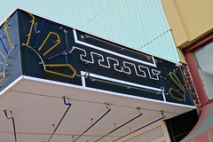 Augusta Theatre, Augusta, KS (Robby Virus) Tags: augusta kansas ks theater theatre cinema movies movie house marquee art deco
