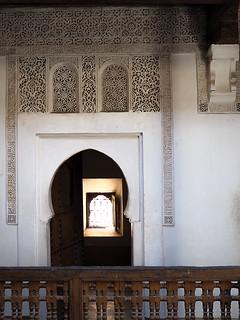 Morocco_madrasa_medersa_Youssef_Marrakech-3
