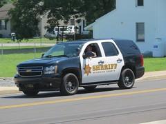 Wicomico County Sheriff Tahoe (LeafsHockeyFan) Tags: police policecar sheriffsoffice wicomicocounty maryland sheriff