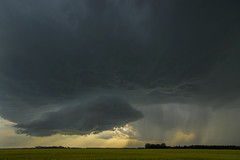 Hail factory (Len Langevin) Tags: storm thunderstorm hail supercell extremeweather wx alberta canada prairie clouds sky sunset landscape skyscape cloudscape nikon d7100 tokina 1116