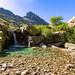 La cascade de la bergerie du Melu-002