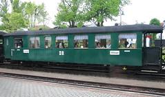 Buffetwagen (julia_HalleFotoFan) Tags: rügen ostsee rügenschebäderbahn rasenderroland schmalspurbahn putbus bahnhofputbus