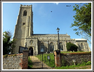 St. Mary's Church, Happisburgh.