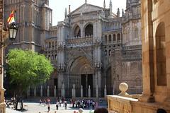 La cathédrale (hans pohl) Tags: espagne castillelamanche toledo churchs eglises architecture