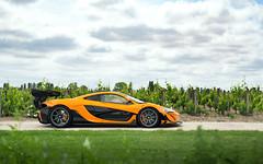 P1 LM. (Alex Penfold) Tags: mclaren p1lm p1 lm orange supercars supercar super car cars autos alex penfold 2017 bordeaux