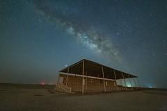 Under The Milkyway-Qatar (zai Qtr) Tags: zaiqtr qatar qatarliving milkyway sky starts outdoor nightphotography nitephotography samyang uae ksa qataruaeoldroad exploreqatar