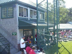 Cotuit 6 (MFHarris) Tags: cotuit barnstable capecod capeleague kettleers lowellpark ballpark baseball stadium