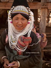 Akha Tribe Woman, Shan State, Myanmar, 2016 (deemixx) Tags: myanmar burma shanstate hilltribe akhatribe