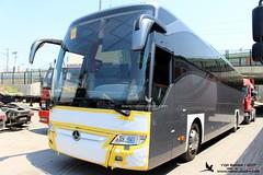 Mercedes Benz Tourismo 16 France (Haber Ulaşım) Tags: mercedes benz tourismo 16 export turkey bus busspotter photobus photo picture