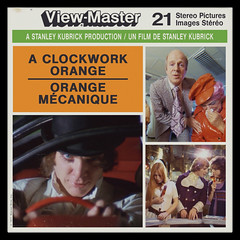 View-Master ([Ross Williams]) Tags: viewmaster reel set film movie stanleykubrick aclockworkorange