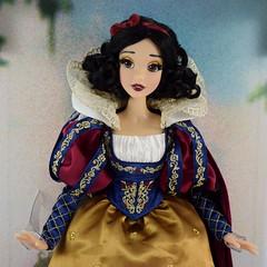 2017 D23 Snow White Limited Edition 17 Inch Doll - Disney Store Purchase - Deboxing - On Backing - Midrange Front View (drj1828) Tags: d23 2017 expo purchases merchandise limitededition artofsnowwhite snowwhiteandthesevendwarfs snowwhite princess deboxing certificateofauthenticity le1023