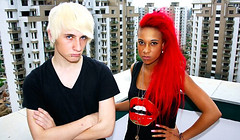 2011 Uk hottest teens (traffic light1 [Brian]) Tags: hot teen uk famous emo cool 2011 wales london guy girl go back time yes popular 18 17 nice friends tv hair goth flickr miss mr joiee red white eyes