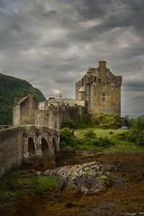Eilean Donan Castle (Nokin700) Tags: eilean castle donan scotland schottland