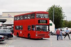 DSC_6049w (Sou'wester) Tags: bus buses publictransport psv rally runningday vintage veteran historic preserved preservation station alton hampshire
