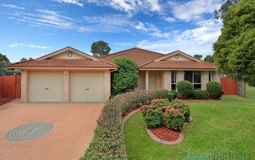 8 Mccabe Pl, Rouse Hill NSW 2155