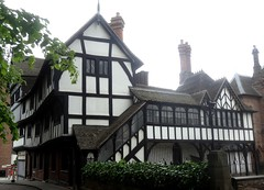 [52672] Coventry : Lychgate Cottages (Budby) Tags: coventry westmidlands timbered victorian