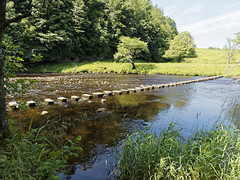 _7182093_KEN (Ken Whittle) Tags: forestofbowland landscape trough whitewell riverhodder inn steppingstones lancashire aonb