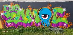 Coma: 'ENOAMOC'... (colourourcity) Tags: graffiti writers graffitiwriters burner burners bunsen letters awesome colourourcity melbourne melbournegraffiti burncity streetart streetartaustralia streetartnow comaone coma coma1 tbs |