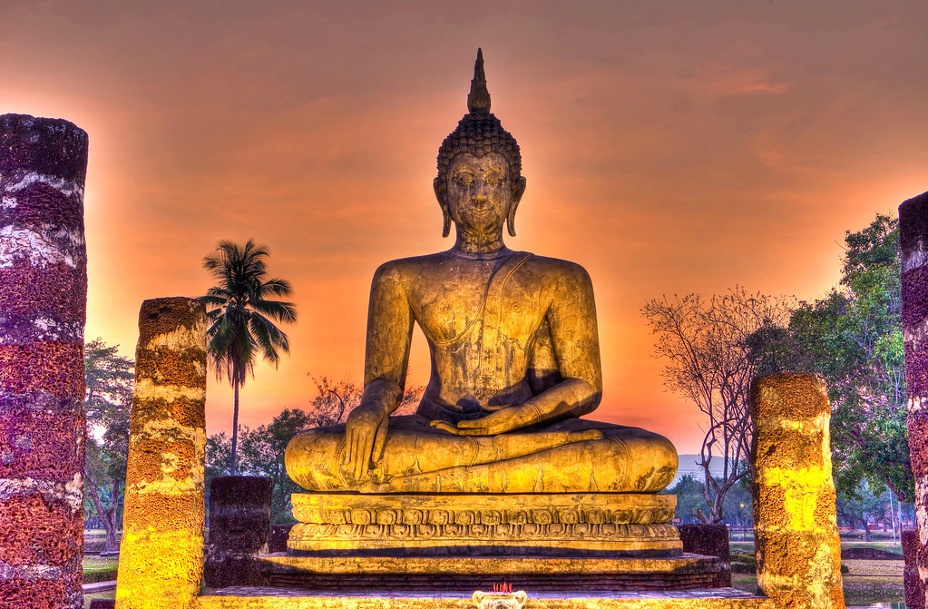 an overview of the religion of buddhism in history Demography and history explain troubled attitudes toward islam in  buddhism  was arguably the world's largest religion a century ago, if one.