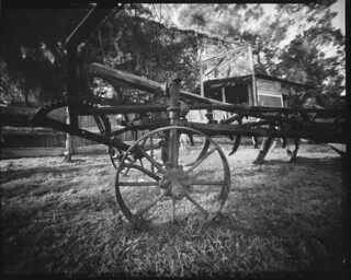 Plough Wheel Pinhole