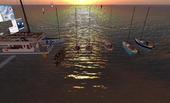 IF@NYC (vivipezz) Tags: secondlife sailing sl nyc nantucket if racing