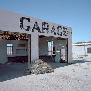 garage. ocotillo, ca. 2014.