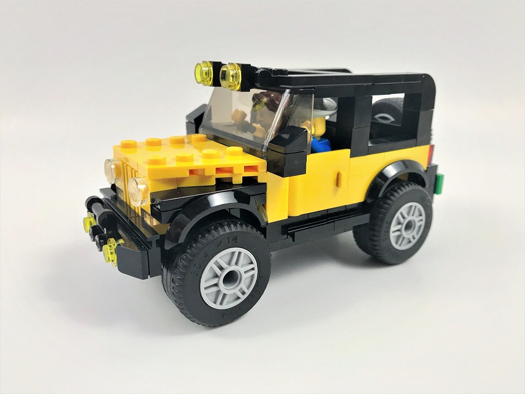 Jeep Wrangler Trailer 2019 2020 New Car Price And Reviews Custom Tj Tow Wiring The Worlds Best Photos Of Lego Flickr Hive