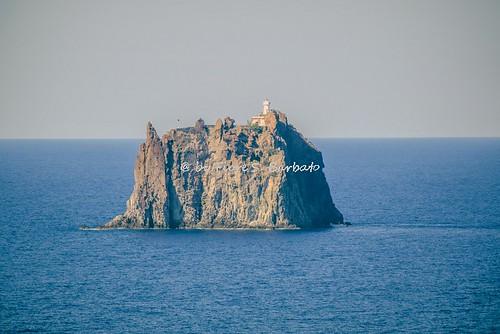 Isola di Stromboli (ME), 2017, Strombolicchio.