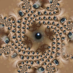 I always feel like somebody's watching me! HSS! (The Manic Macrographer) Tags: hss sliderssundaypostprocessedtothemax eyes fractal droste photoshopped abstract rockwell ialwaysfeellikesomebodyswatchinme canon7d canonef50mmf14usm nikkvalentine themanicmacrographer peterborough uk