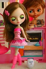 I'm a Barbie girl, in a Barbie world (MUSSE2009) Tags: blythe blythedoll ashlette primadollyashlette barbie