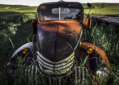 Still Smiling (keith_shuley) Tags: chevrolet truck farmtruck palouse albion rust rusty washington easternwashington
