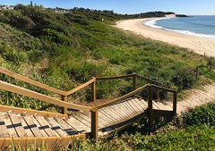 View from South One Mile Beach, Forster, NSW (Black Diamond Images) Tags: onemilebeach forster greatlakesnsw nsw midnorthcoast greatlakes australianbeaches beach beachlandscapes landscape coast iphone appleiphone7plus iphone7plus panorama appleiphone7pluspanorama iphone7pluspanorama iphonepanorama