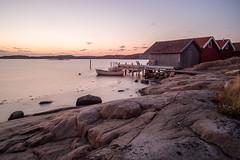 Bohuslän at dusk (Laurent Mayet) Tags: bohuslän bohuslan fjällbacka suède sweden