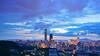 虎山峰 (aelx911) Tags: a7rii a7r2 sony gmaster fe2470mmf28gm fe2470 landscape taiwan taipei cityscape city sunset night urban 台北 台灣 虎山峰