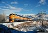 One of My Personal Favorites (jamesbelmont) Tags: train railroad railway locomotive emd f9a streamliner passsenger utah springglen helper riogrande 5771