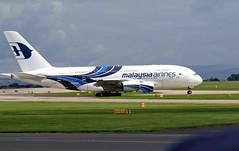 Football teams transport (robertH4) Tags: aircraft large 1stvisit charterflight a380