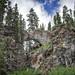 Natural Bridge (Yellowstone National Park)