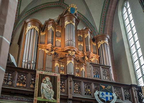 Maarschalkerweerd-orgel, Onze-lieve-vrouwekerk Zwolle