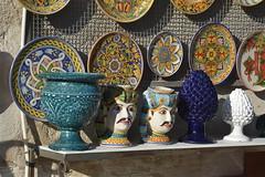 Santo Stefano di Camastra: ceramiche artistiche (costagar51) Tags: santostefanodicamastra messina sicilia sicily italia italy arte anticando